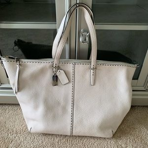 COACH Oversized Leather Bag